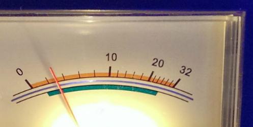 decibel rechts